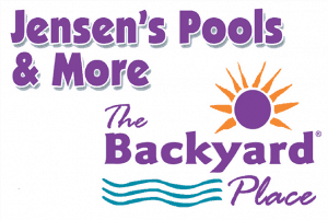 Jensen's Pools & More Logo